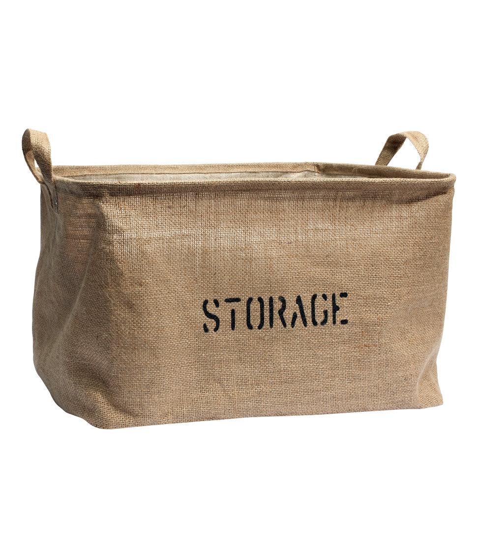 Storage Basket, £9.99, H&M