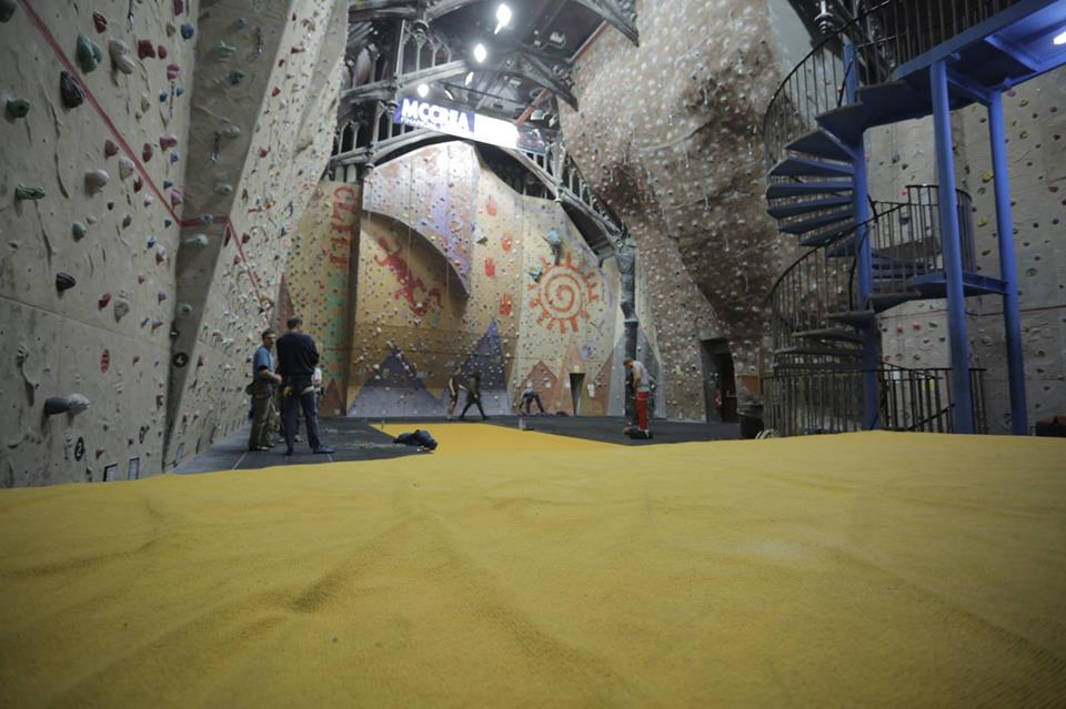 climbing centre