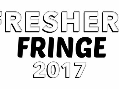 Freshers Fringe Logo 2017