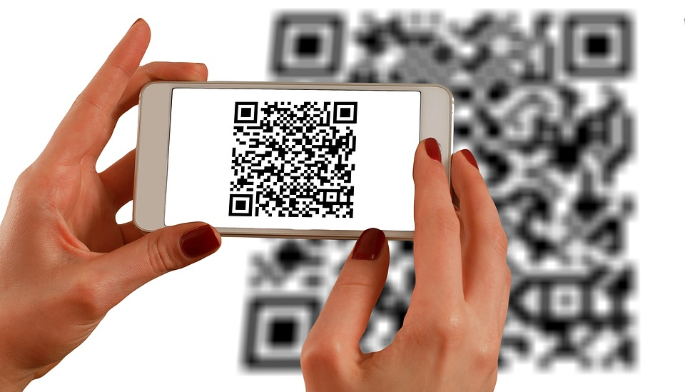 QR Code - Event, Print & Digital: A Guide To Student and Millennial Marketing