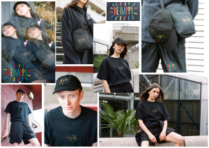 SS18 Drop 1 Lookbook from dreambutdonotsleep.com. Photo by Max Birtles.