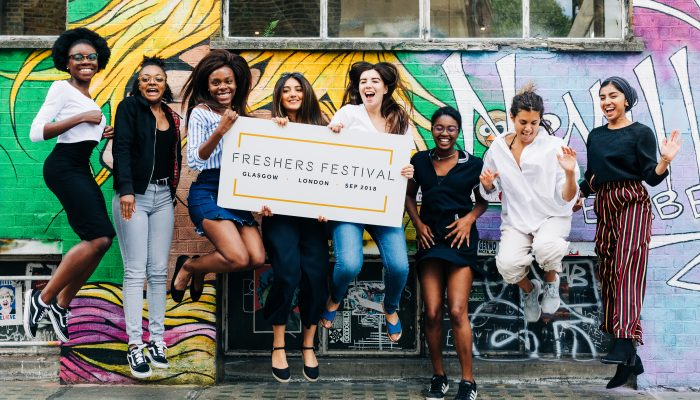 freshers festival uk s largest fresher s fair for all students